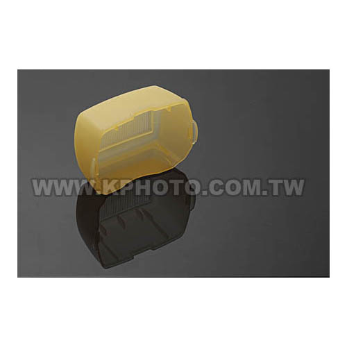 JJC 閃燈柔光盒 For NIKON SB-900 (黃)