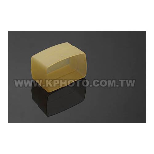 JJC 閃燈柔光盒 For SONY F42/F43/F36AM (黃)