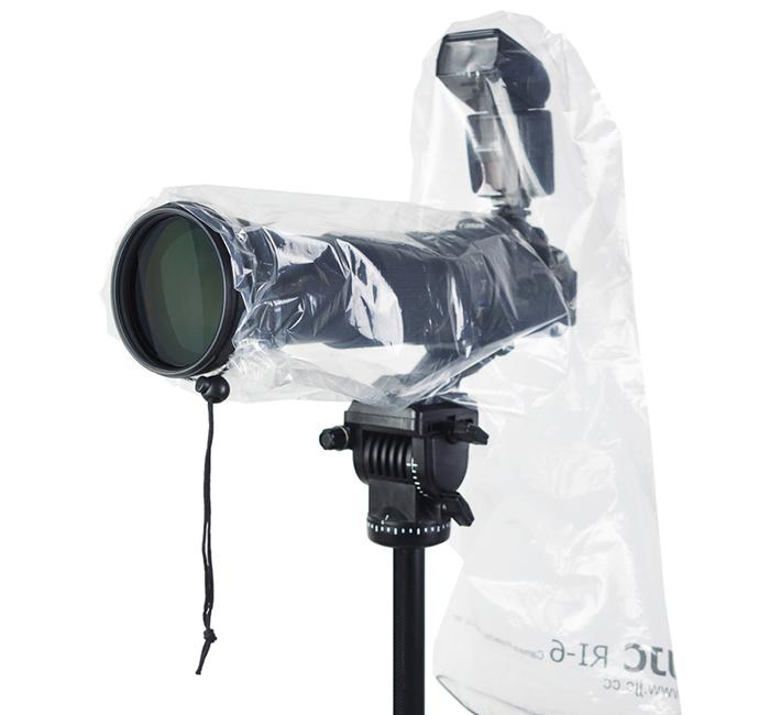 JJC RI-6 相機閃燈雨衣(2件/包)