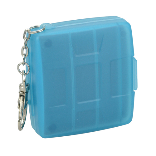 JJC 防水記憶卡盒(SD*4/CF*2)