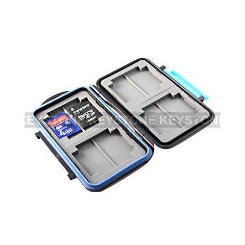 JJC 防水記憶卡盒(CF/SD)