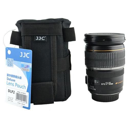 JJC DLP-2 防護鏡頭腰包