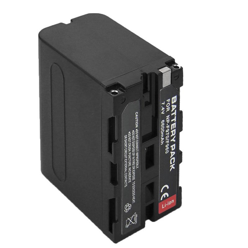 LOOKIN NP-F970鋰電池/6600mAh(燈用)