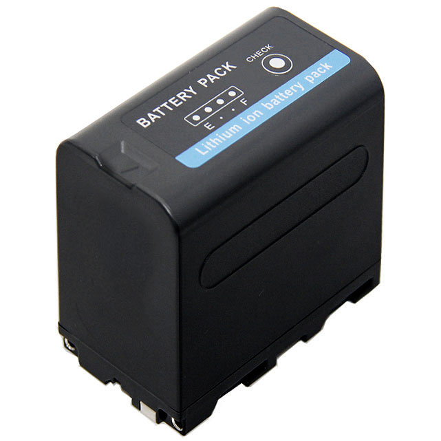 Lookin NP-F990鋰電池(電量表)