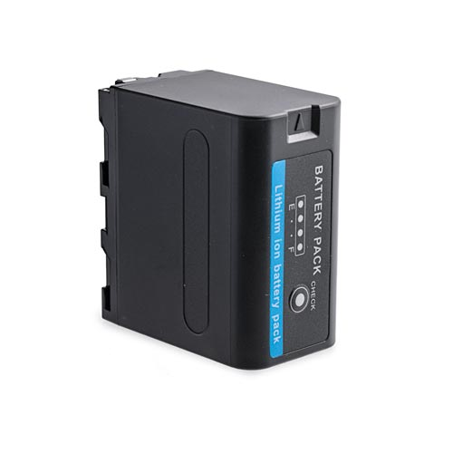 Lookin NP-F970鋰電池/6600mAh(電量/通用)