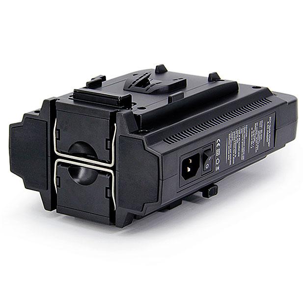 LOOKIN V-LOCK 智能雙座充電器