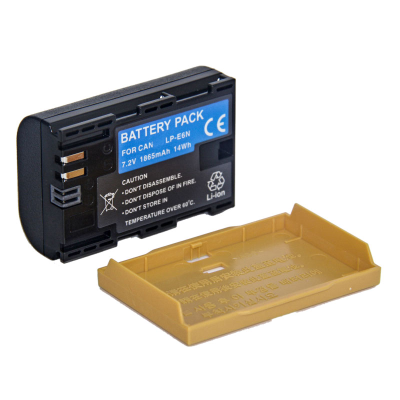 Lookin  LP-E6N 副廠鋰電池