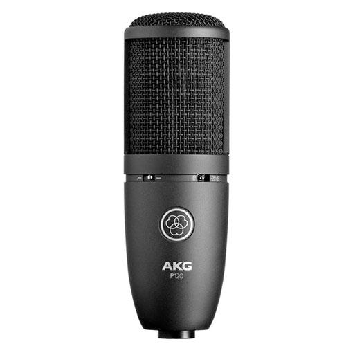 AKG P120 電容式大震膜麥克風