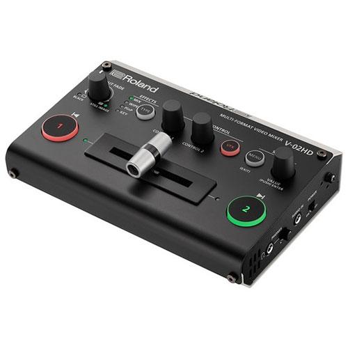 Roland V-02HD 數位混音導播機