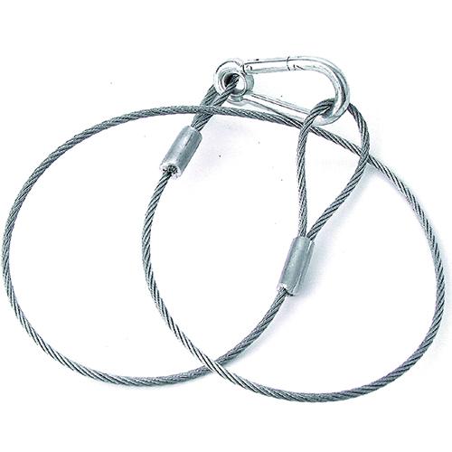 KUPO SW-01安全鋼索線3.2mm/ 75cm Safety Wire