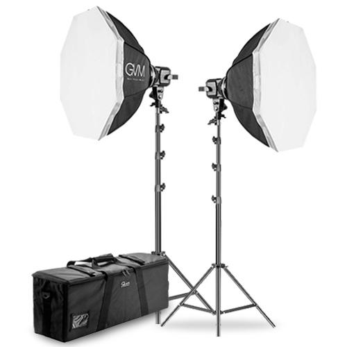 GVM 160W 超值雙燈無影罩組