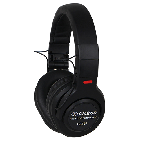 Alctron HE580 攜帶型耳罩監聽耳機