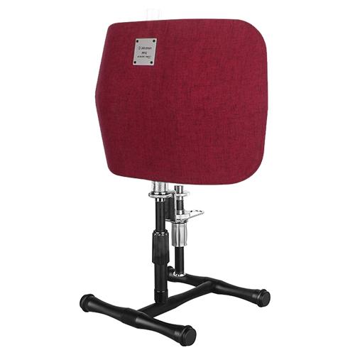 Alctron PF52 桌上纖維防音染麥克風罩(紅)