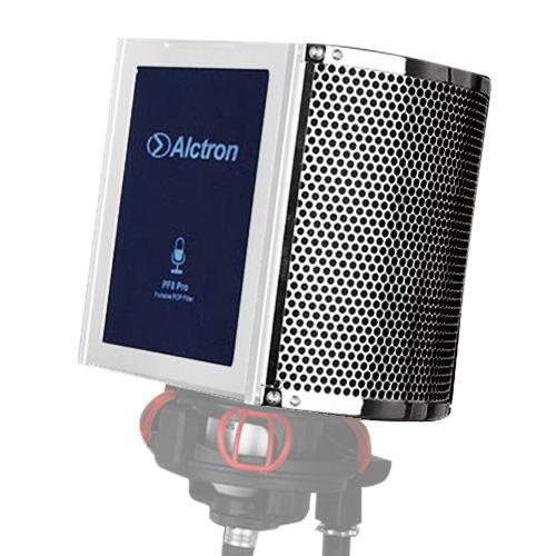Alctron PF8 Pro 複合式防音染麥克風罩