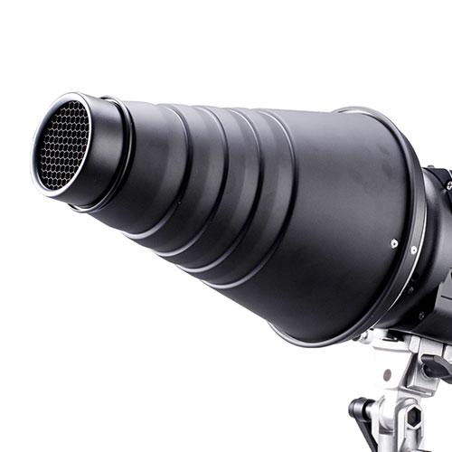 Keystone 通用束光筒(無環)152mm