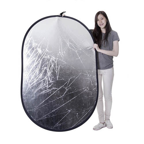 Keystone  102*153cm 銀白反光板
