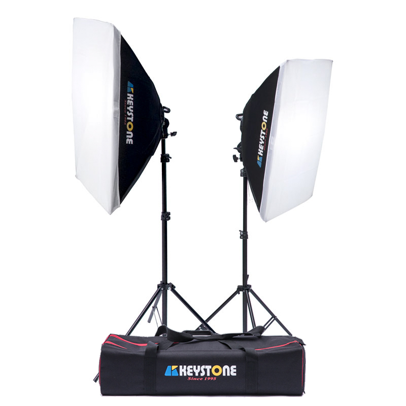 KEYSTONE 100W 高顯 雙LED無影罩燈組