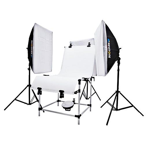 KEYSTONE 200W 創業商品攝影四燈組