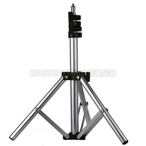 Keystone 110cm 三節矮燈架(銀)
