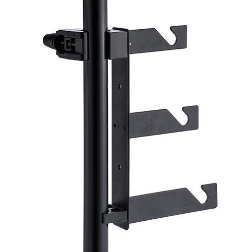 KEYSTONE 3勾鍊條鐵架含雙萬用夾