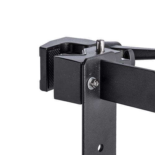 KEYSTON 4勾鍊條鐵架含雙萬用夾