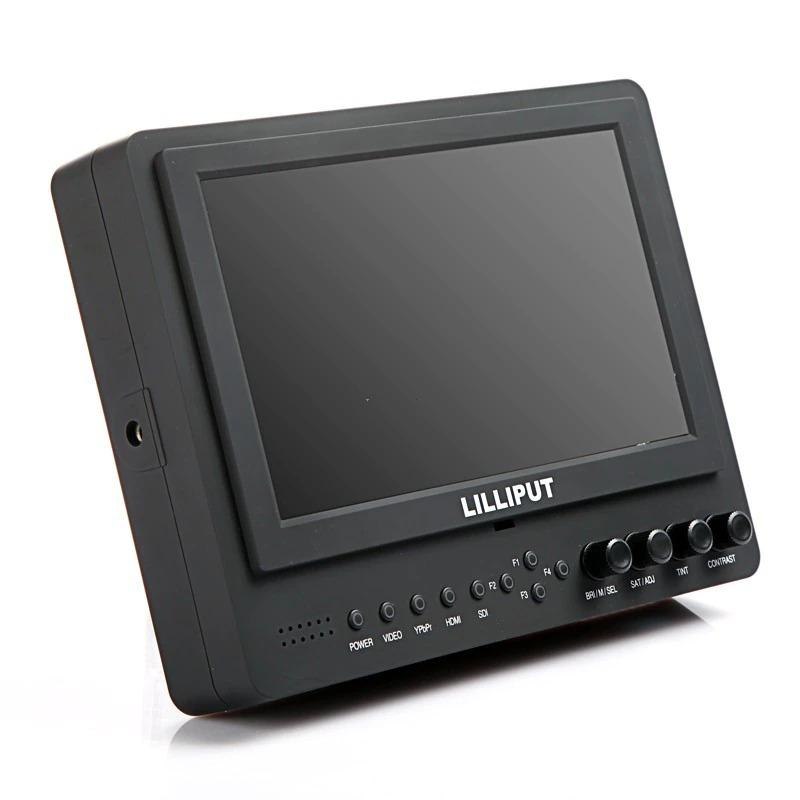 """(出清商品)LILLIPUT 665/O/P/WH HDMI 7""""無線專業螢幕(全能版)"""