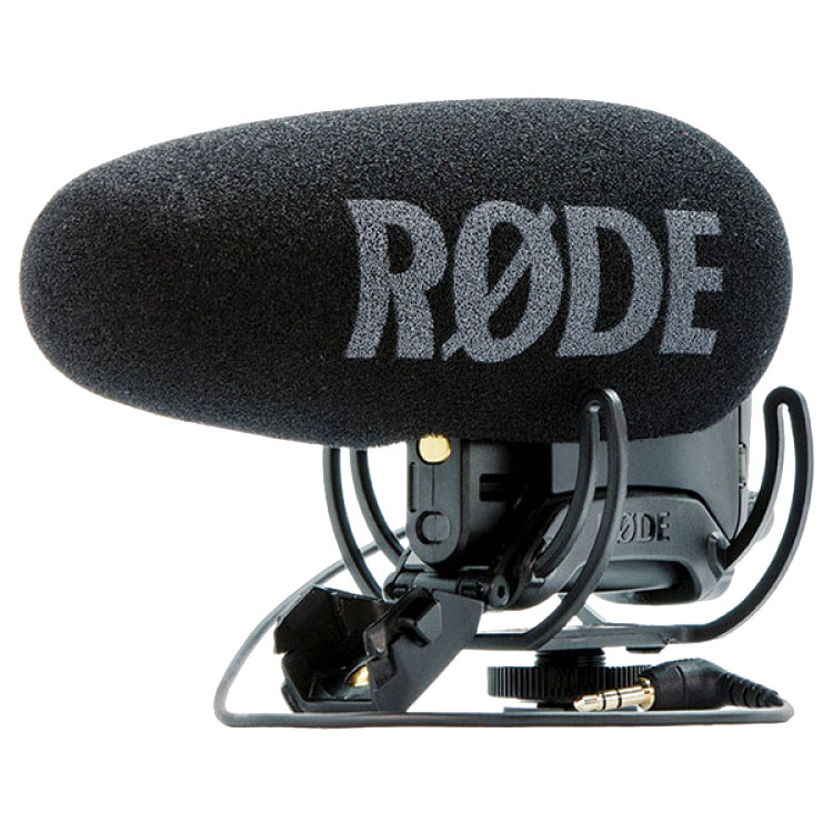 RODE VideoMic PRO+ 超指向麥克風