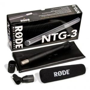 RODE NTG-3指向性麥克風