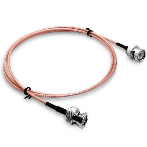 Keystone HD-SDI細線75Ω 6G/4K直頭(0.5米)
