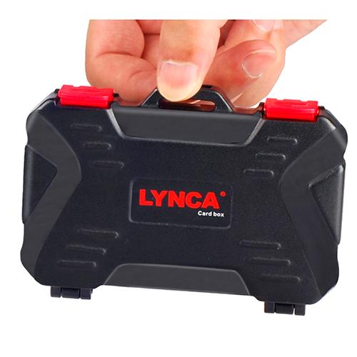 LYNCA 工具箱型記憶卡保護盒