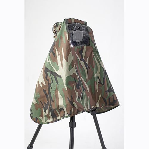 MATIN 數位相機迷彩雨衣(L)
