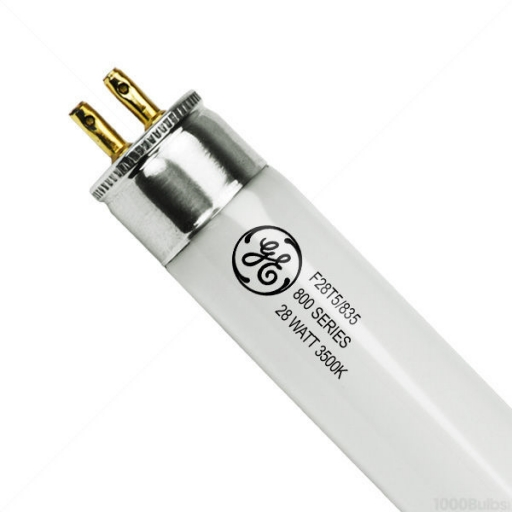 GE 28W黃光T5燈管(F28T5/827)