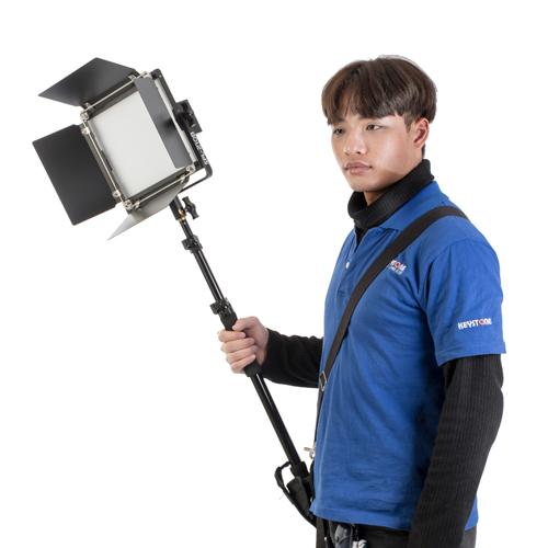 Mettle SPL-210B 手持外拍可調色溫LED燈組
