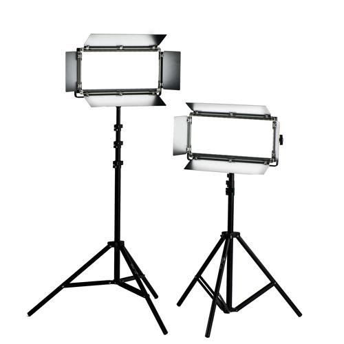 Mettle SPL-420B 超薄可調色溫LED雙燈組