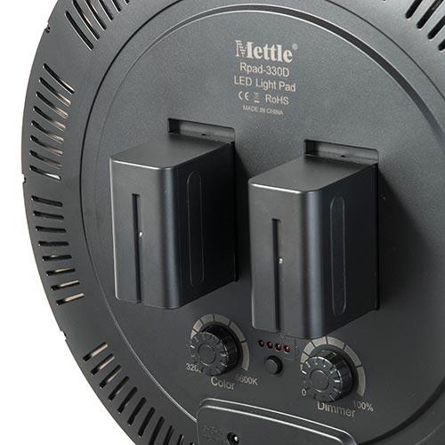 Mettle 45W 圓形超柔LED平板燈