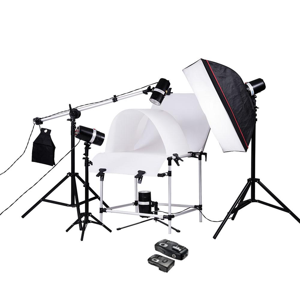 Mettle 高反光金屬零件拍攝燈組