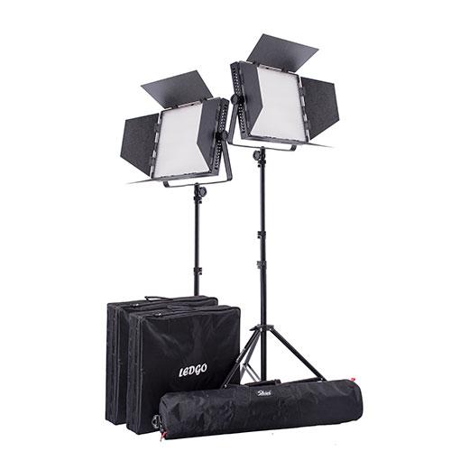 LEDGO 1200 訪談錄影可變色溫燈組