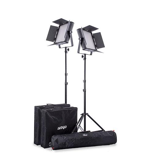 LEDGO 900 訪談錄影可變色溫燈組