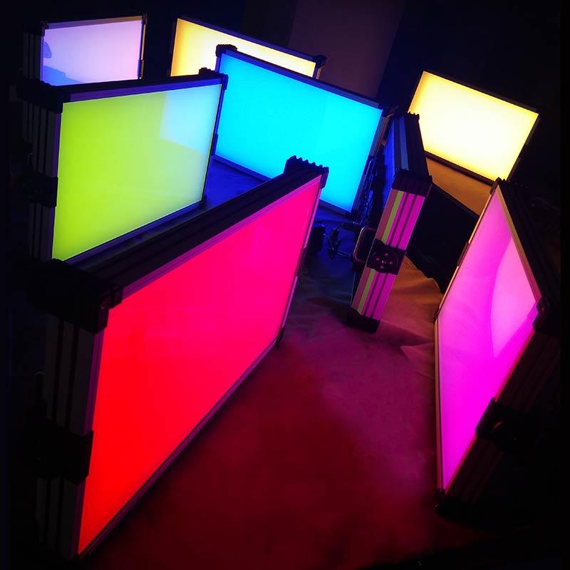 LEDGO G260多彩特效柔光LED燈