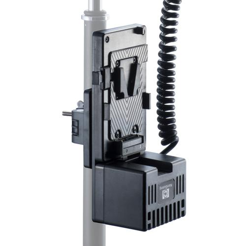 LEDGO V-mount 電池轉接座 for D1200M