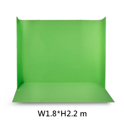 Ledgo LG-1822 U型可攜式綠幕(W1.8*H2.2米)
