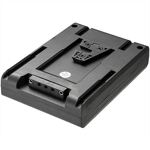 LEDGO  F970轉 V-mount 電池轉接器