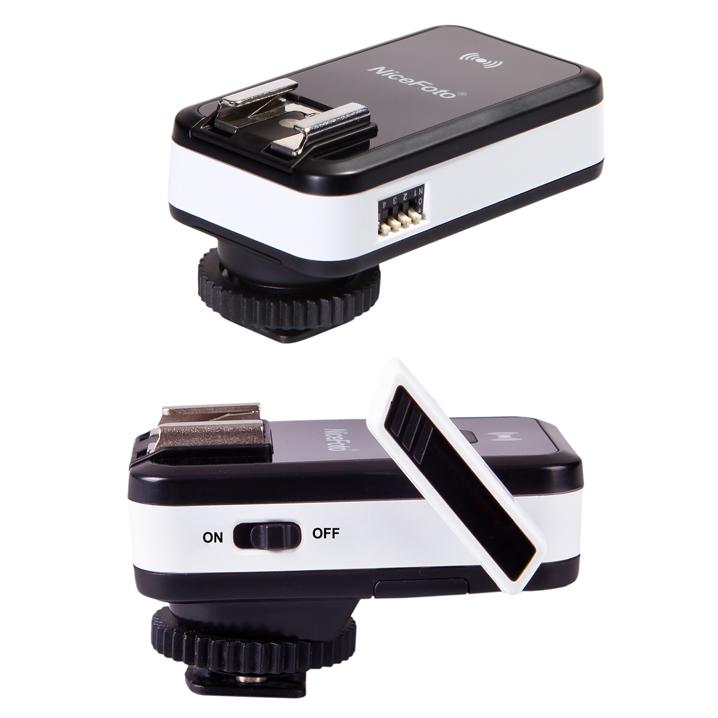 NiceFoto 2.4G 閃燈觸發器