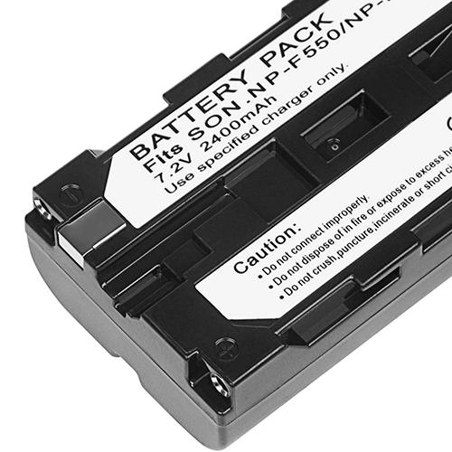 NICE NP-F570電池 7.4V/2200mAh