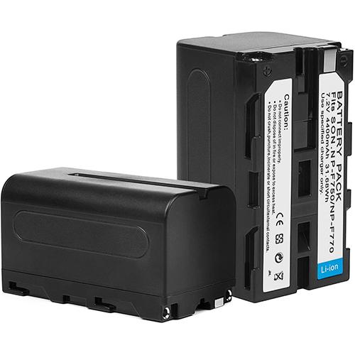 NICE NP-F770電池 7.4V/4400mAh