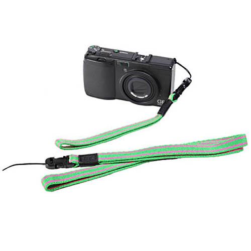 Arnuvo背帶腕帶組 for lomo相機(綠/粉紅)