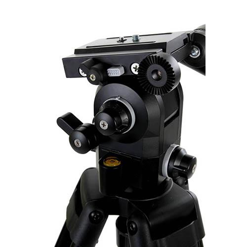 映齊 DV-101 油壓雲台(65mm碗座)