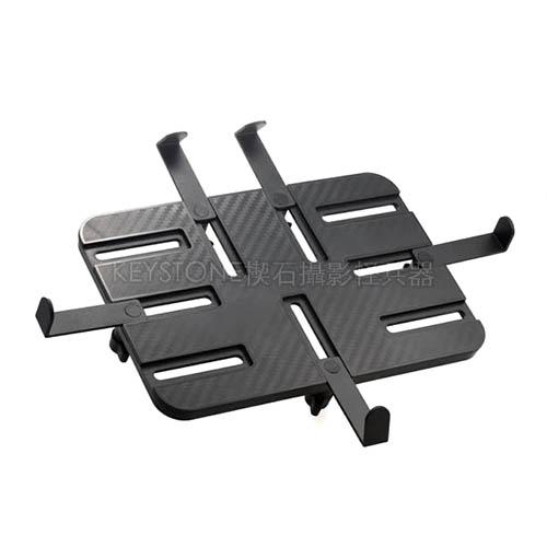 SKIER VariArm Q TRAY  安全夾扣式平板托盤
