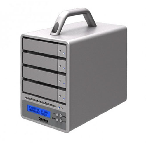 STARDOM 檔案管家 (16TB/USB3.0/Raid 5)