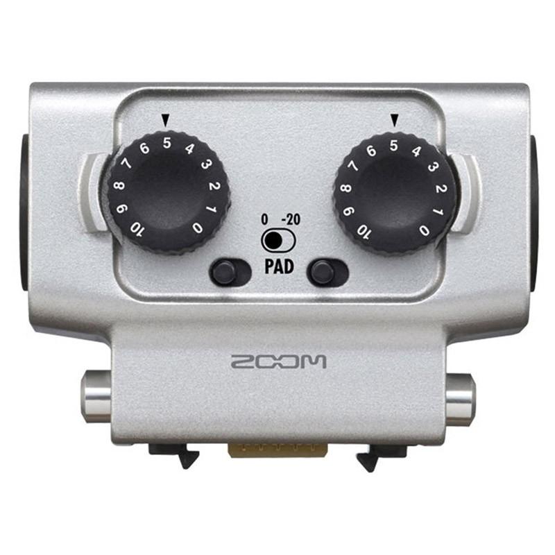 (客訂商品) Zoom H6 專用雙XLR輸入轉接頭 (EXH-6)